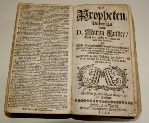 Luther Bibelübersetzung